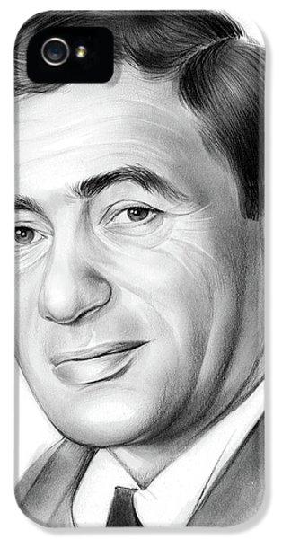 Frank Sinatra iPhone 5 Case - Joey Bishop by Greg Joens