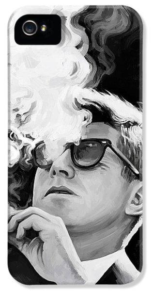 John F. Kennedy Artwork 1 IPhone 5 Case