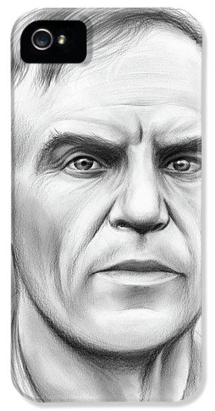 John Heisman IPhone 5 / 5s Case by Greg Joens