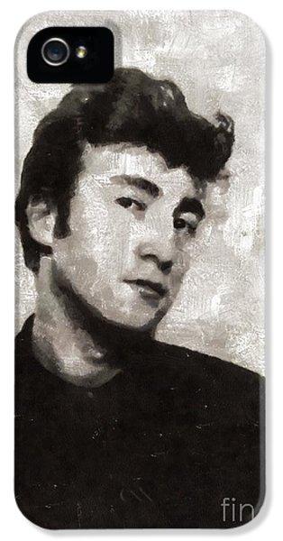 John Lennon IPhone 5 Case