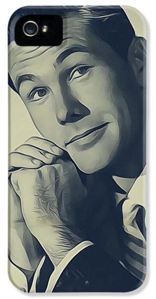 Johnny Carson, Vintage Entertainer IPhone 5 Case