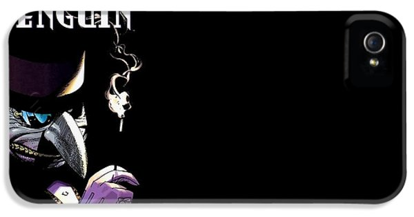 Design iPhone 5 Case - Joker's Asylum by Maye Loeser