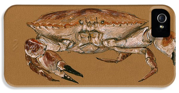 Jonah Crab IPhone 5 Case