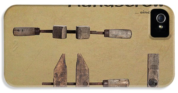 Jorgensen Handscrew IPhone 5 Case