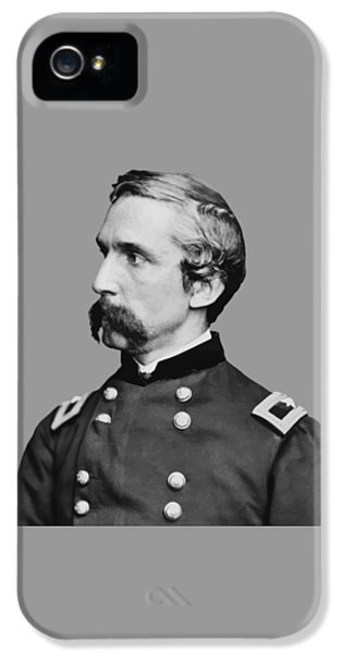 Gettysburg iPhone 5 Case - Joshua Lawrence Chamberlain by War Is Hell Store