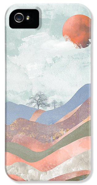 Landscapes iPhone 5 Case - Journey To The Clouds by Katherine Smit