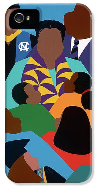iPhone 5 Case - Jubilee by Synthia SAINT JAMES