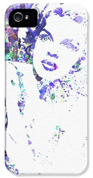 Judy Garland IPhone 5 Case