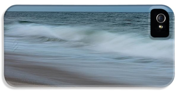 Breathe iPhone 5 Case - Just Breathe Seaside New Jersey by Terry DeLuco