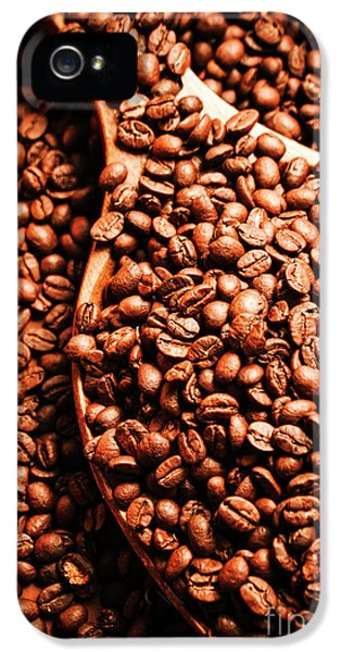 Just One Scoop At The Coffee Brew House  IPhone 5 Case by Jorgo Photography - Wall Art Gallery