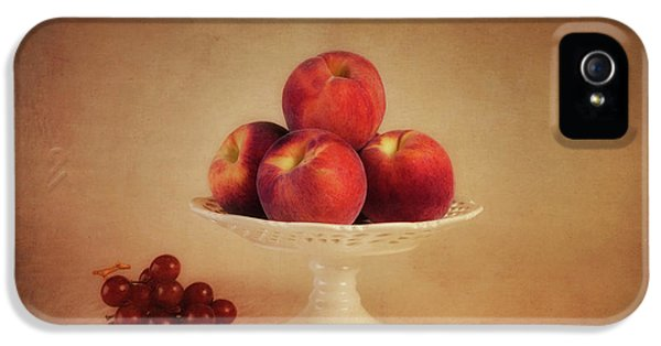 Just Peachy IPhone 5 / 5s Case by Tom Mc Nemar