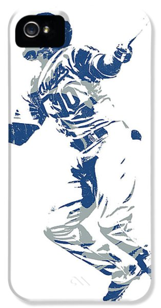 Justin Turner Los Angeles Dodgers World Series Homerun IPhone 5 Case