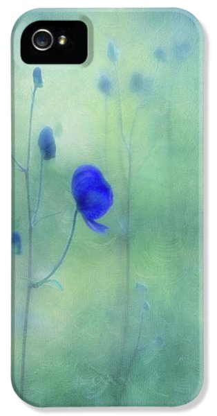 Indigo IPhone 5 Case by Priska Wettstein