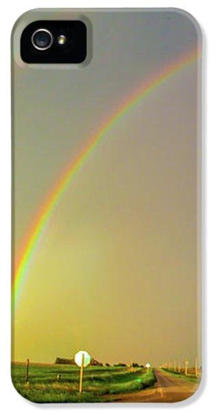 Nebraskasc iPhone 5 Case - Kansas Storm Chase Bust Day 006 by NebraskaSC