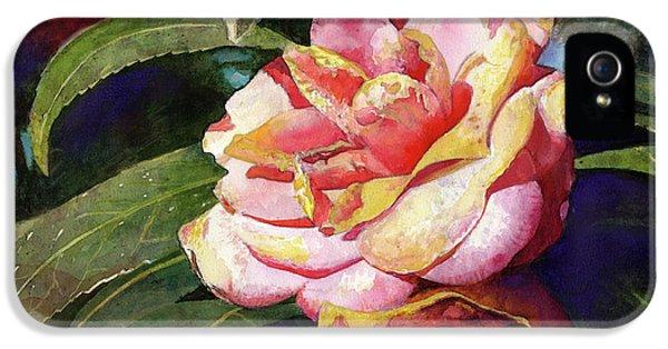Karma Camellia IPhone 5 Case