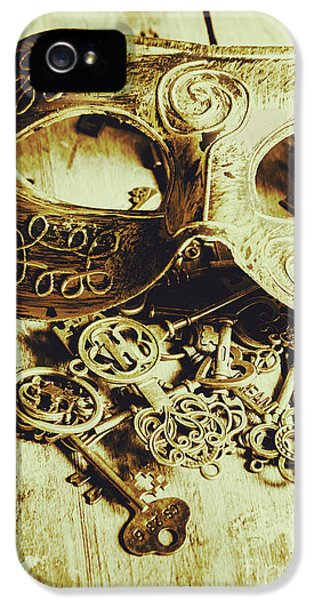 Keys To The Kingdom IPhone 5 Case by Jorgo Photography - Wall Art Gallery