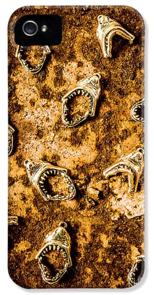 Killer Shark Jaws  IPhone 5 Case by Jorgo Photography - Wall Art Gallery