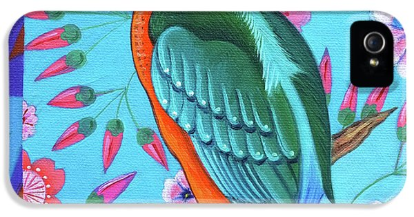 Kingfisher IPhone 5 Case by Jane Tattersfield
