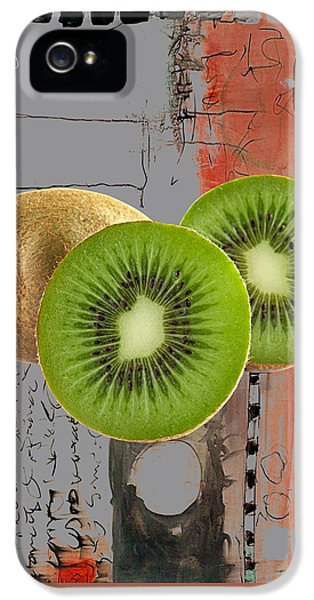 Kiwi Collection IPhone 5 Case