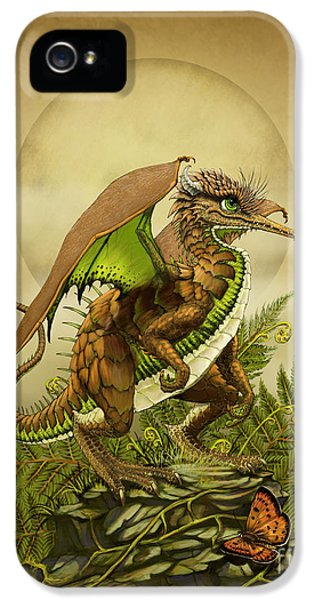 Kiwi Dragon IPhone 5 Case