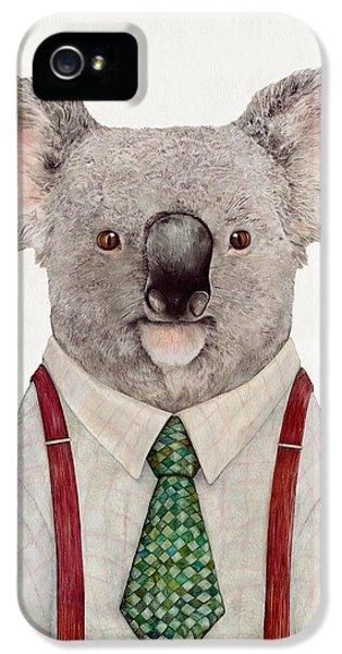 Koala IPhone 5 Case by Animal Crew