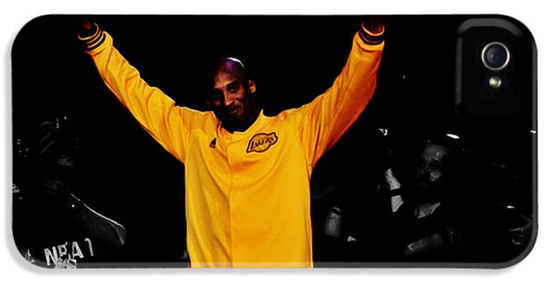 Kobe Bryant Thanks For The Memories IPhone 5 Case