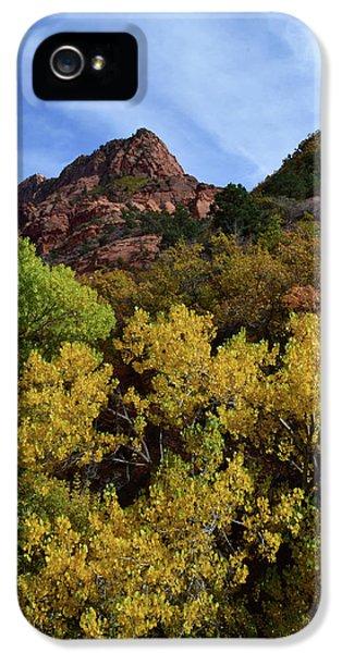 Kolob Canyon No. 63 IPhone 5 Case