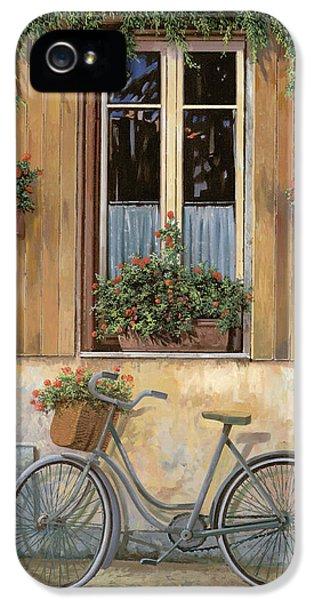 La Bici IPhone 5 / 5s Case by Guido Borelli