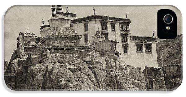 Lamayuru Monastery IPhone 5 Case