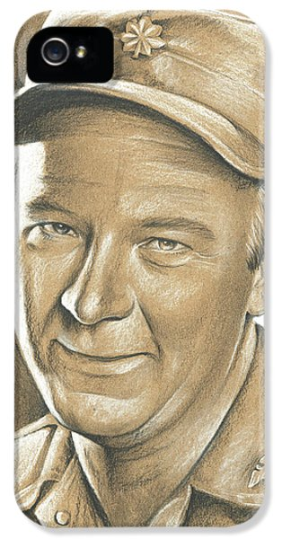 Larry Linville IPhone 5 Case