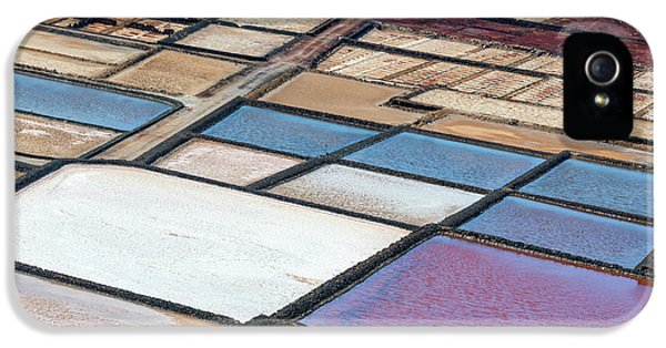 Canary iPhone 5 Case - Las Salinas by Delphimages Photo Creations