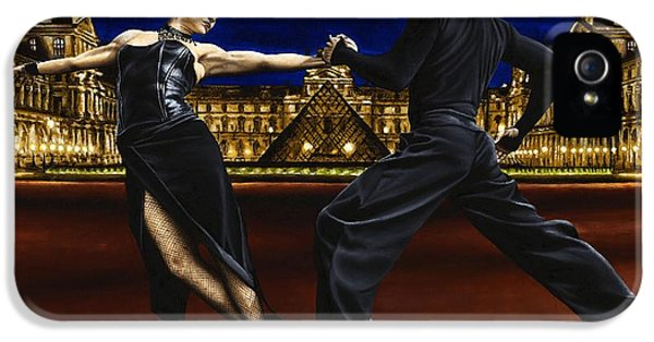 Last Tango In Paris IPhone 5 / 5s Case by Richard Young