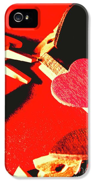 Laundry Love IPhone 5 Case by Jorgo Photography - Wall Art Gallery