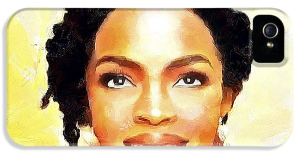 Lauryn Hill IPhone 5 Case