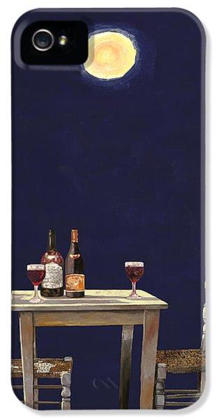 Le Ombre Della Luna IPhone 5 Case by Guido Borelli