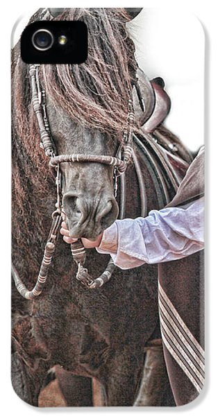 Leading To Competition Peruvian Horse IPhone 5 Case