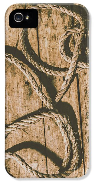 Learning The Ropes IPhone 5 Case by Jorgo Photography - Wall Art Gallery