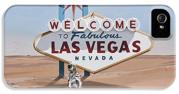 Leaving Las Vegas IPhone 5 Case