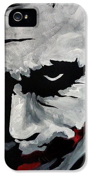 Ledger's Joker IPhone 5 Case by Dale Loos Jr