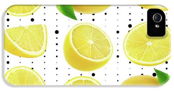 Lemon  IPhone 5 Case
