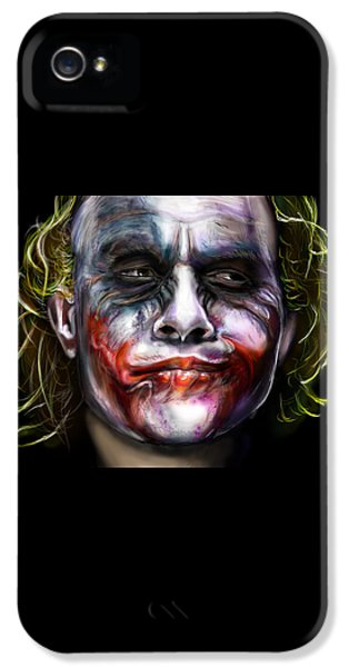 Let's Put A Smile On That Face IPhone 5 Case by Vinny John Usuriello