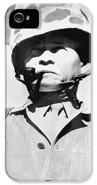 Lewis Chesty Puller IPhone 5 Case