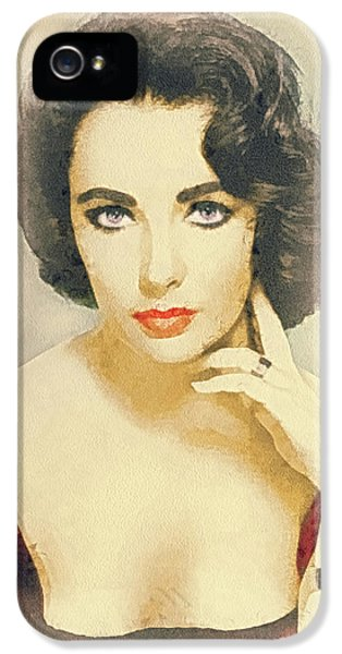 Liberian Girl IPhone 5 Case by Mo T