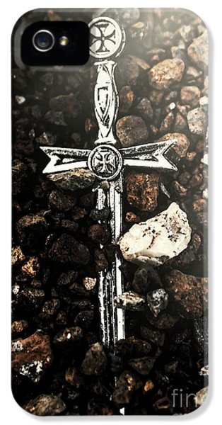 Light Of Mythology IPhone 5 Case by Jorgo Photography - Wall Art Gallery