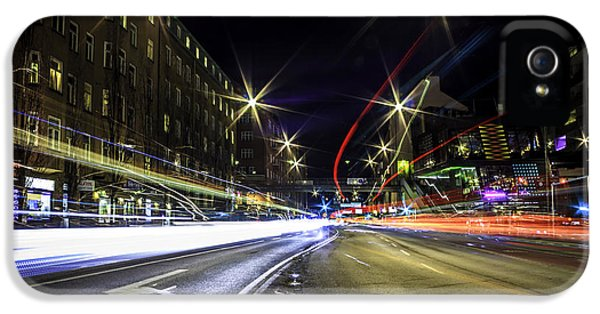 Light Trails 2 IPhone 5 Case