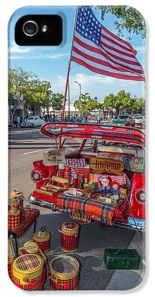Like The 4th Of July IPhone 5 Case by Peter Tellone
