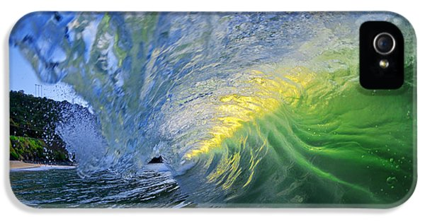 Limelight IPhone 5 Case by Sean Davey