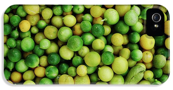 Limes IPhone 5 Case by Happy Home Artistry