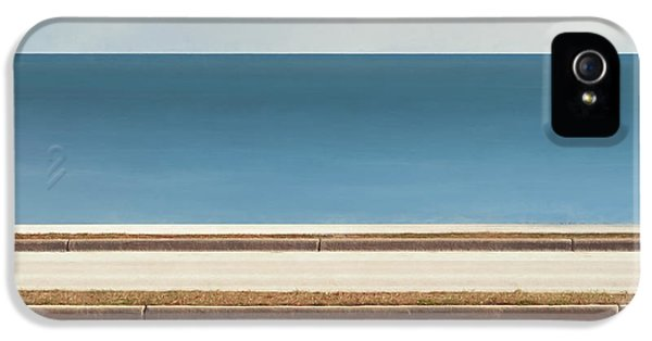 Lincoln Memorial Drive IPhone 5 Case by Scott Norris