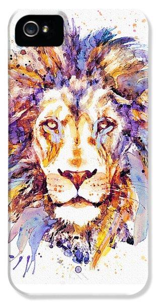 Lion Head IPhone 5 Case